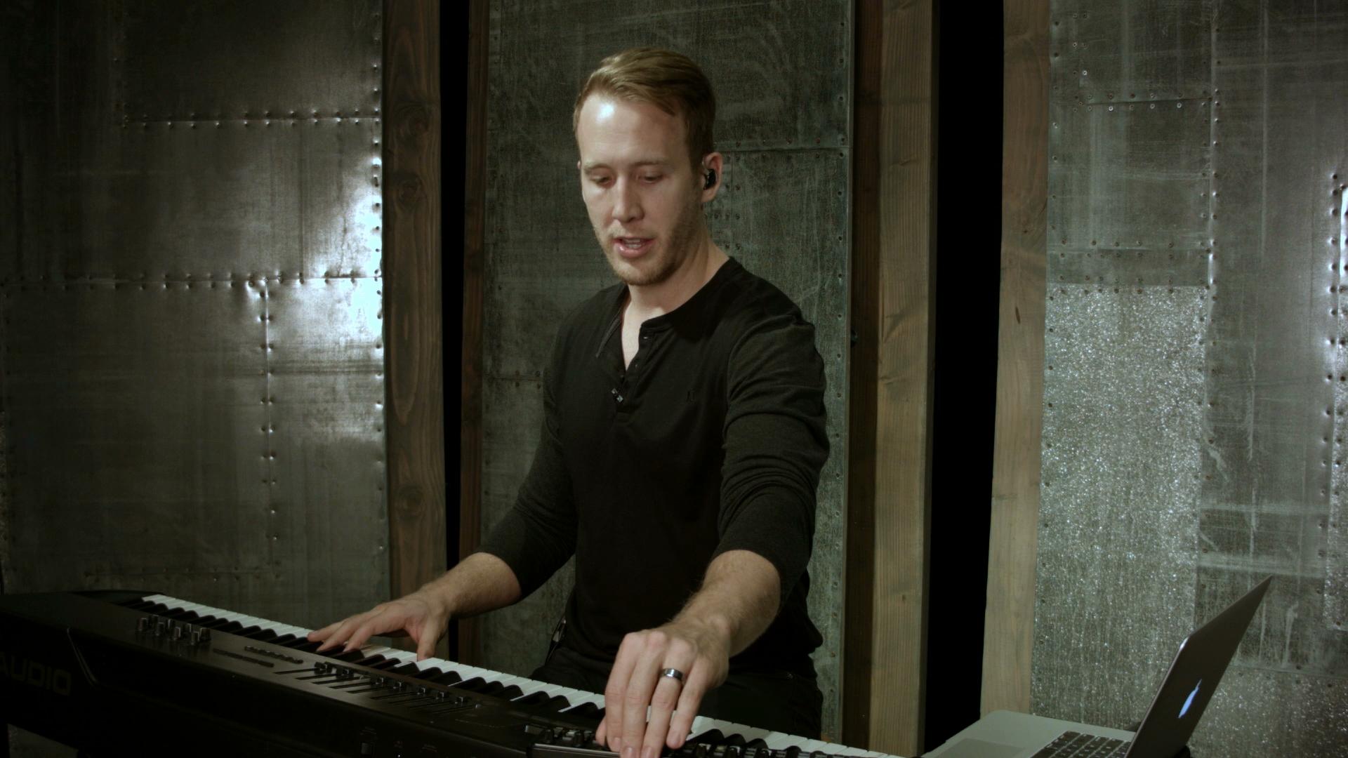 8 patterns in keyboard land