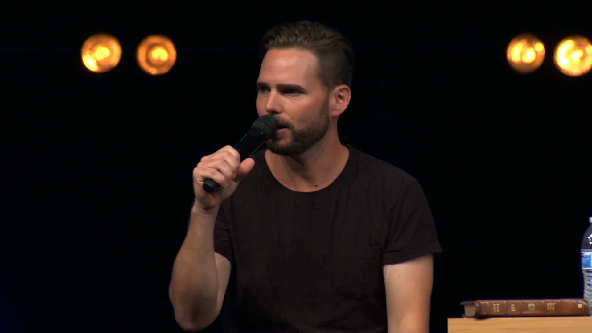 Jeremy riddle interview on worship 3