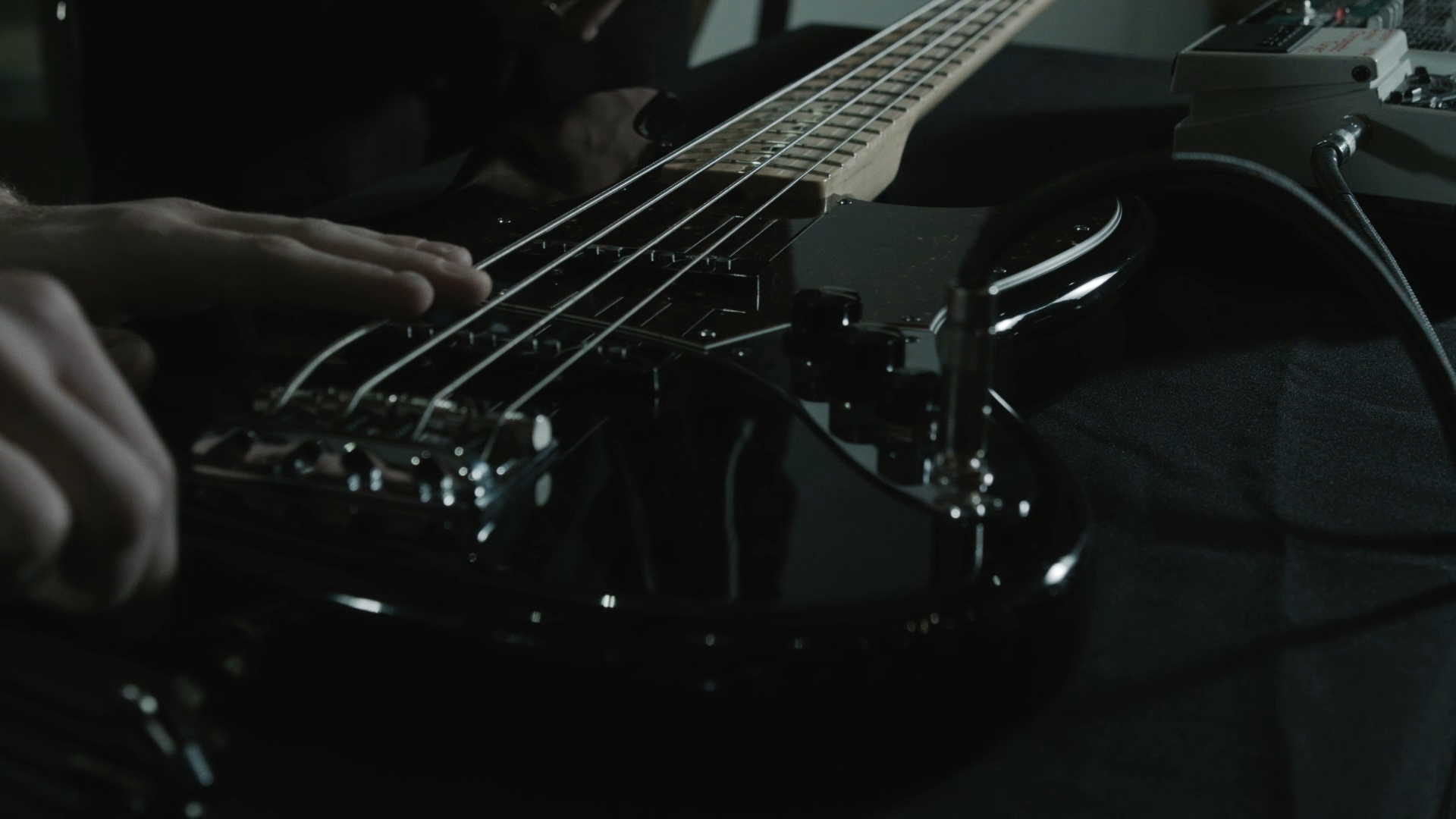 Changing strings and setting up your bass still