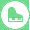 Icon piano 2x